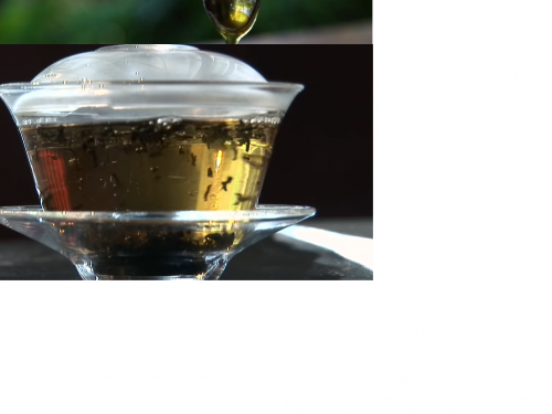 gunpowder tea recipe
