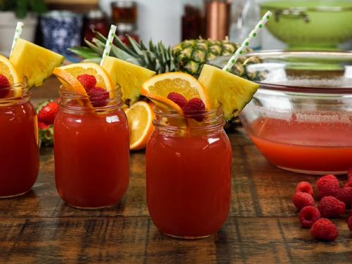 Hawaiian Punch Recipe (Red Copycat)