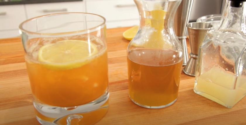 honey whiskey recipe