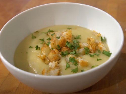 Leek and Potato Soup Recipe