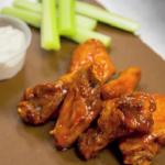 lighter buffalo wings recipe