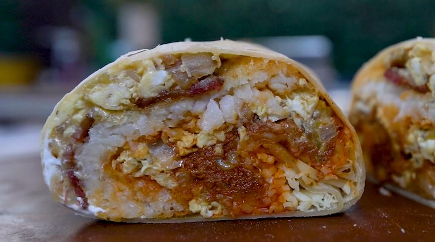 Mcdonald's Breakfast Burrito Recipe (Mcdonald's Copycat)