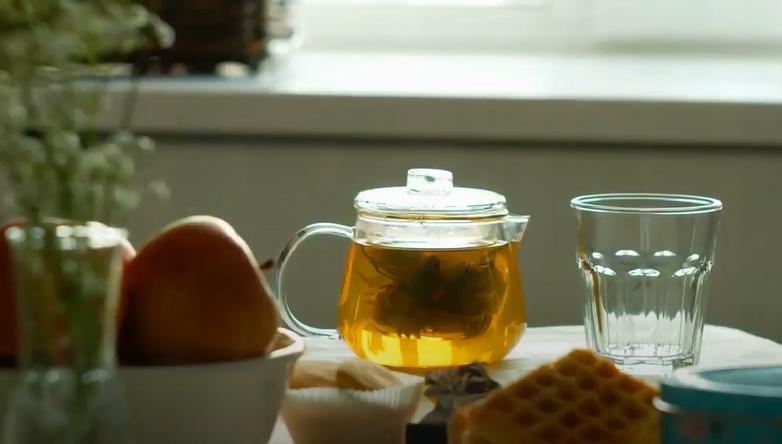 organic green tea recipe