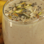 overnight oats smoothie recipe