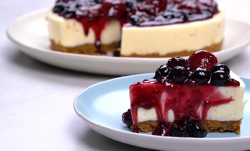 philadelphia no bake cheesecake recipe