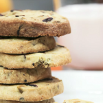 pistachio cranberry shortbread cookies recipe