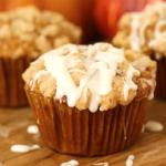 pumpkin crumb cake muffins recipe