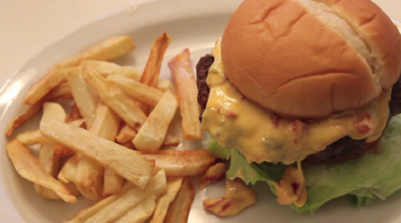 queso burgers recipe