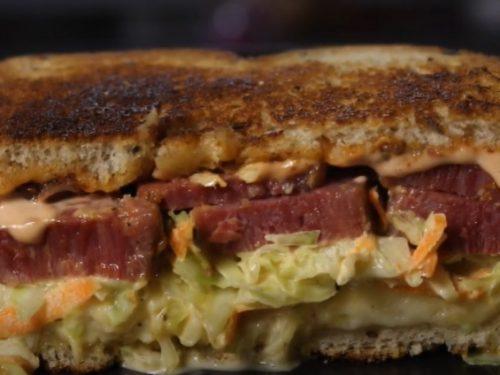 rachel sandwich recipe