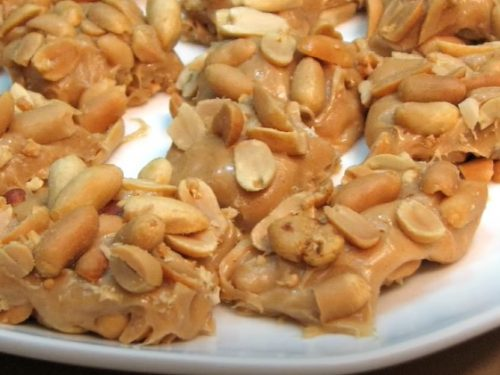 salted nut roll recipe