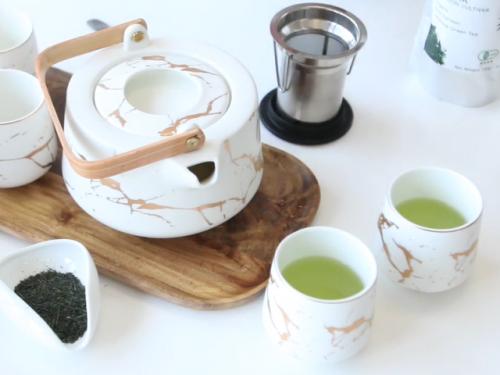sencha green tea recipe