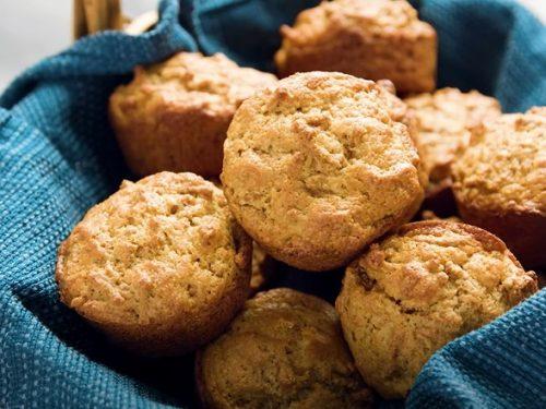 Simple Bran Muffins Recipe