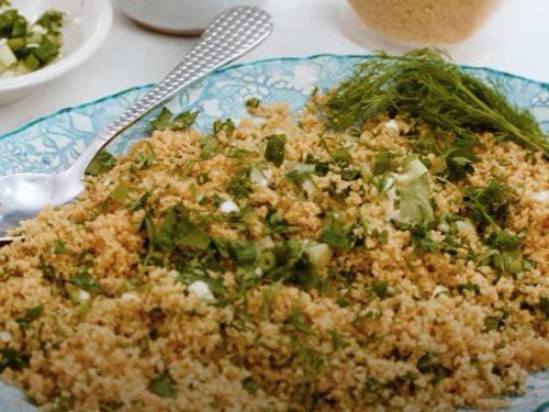 Simple Couscous Recipe