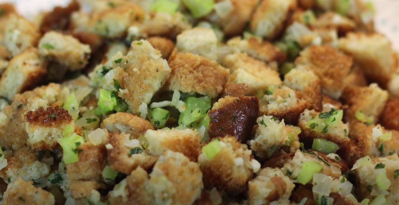 stovetop stuffing recipe