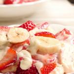 strawberry cheesecake salad recipe