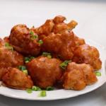 super easy roasted spicy cauliflower recipe