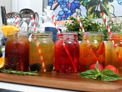 sweet tea recipe (arizona copycat)