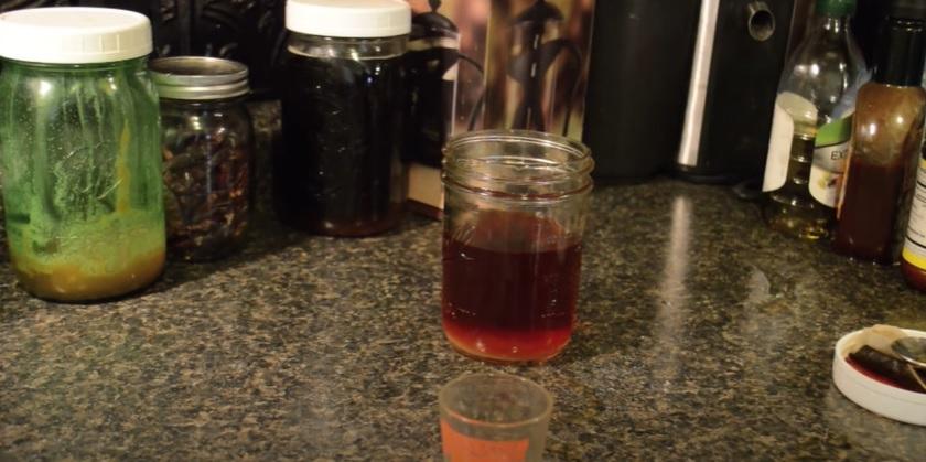 sweet tea vodka recipe