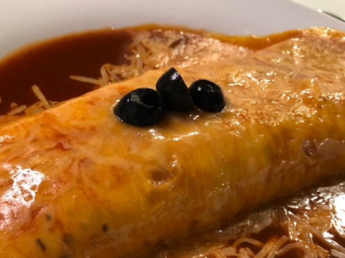 taco bell enchirito copycat recipe