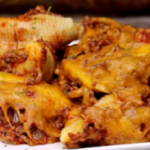 taco stuffed shells recipe