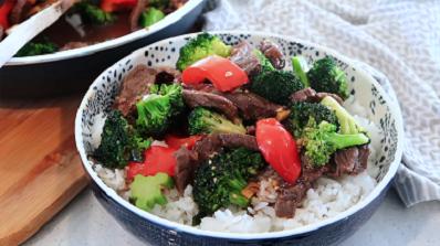 teriyaki beef stir fry recipe