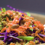 thai peanut quinoa salad recipe