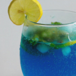 tropical blue spirit lemonade recipe