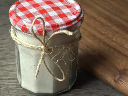 vanilla sugar recipe