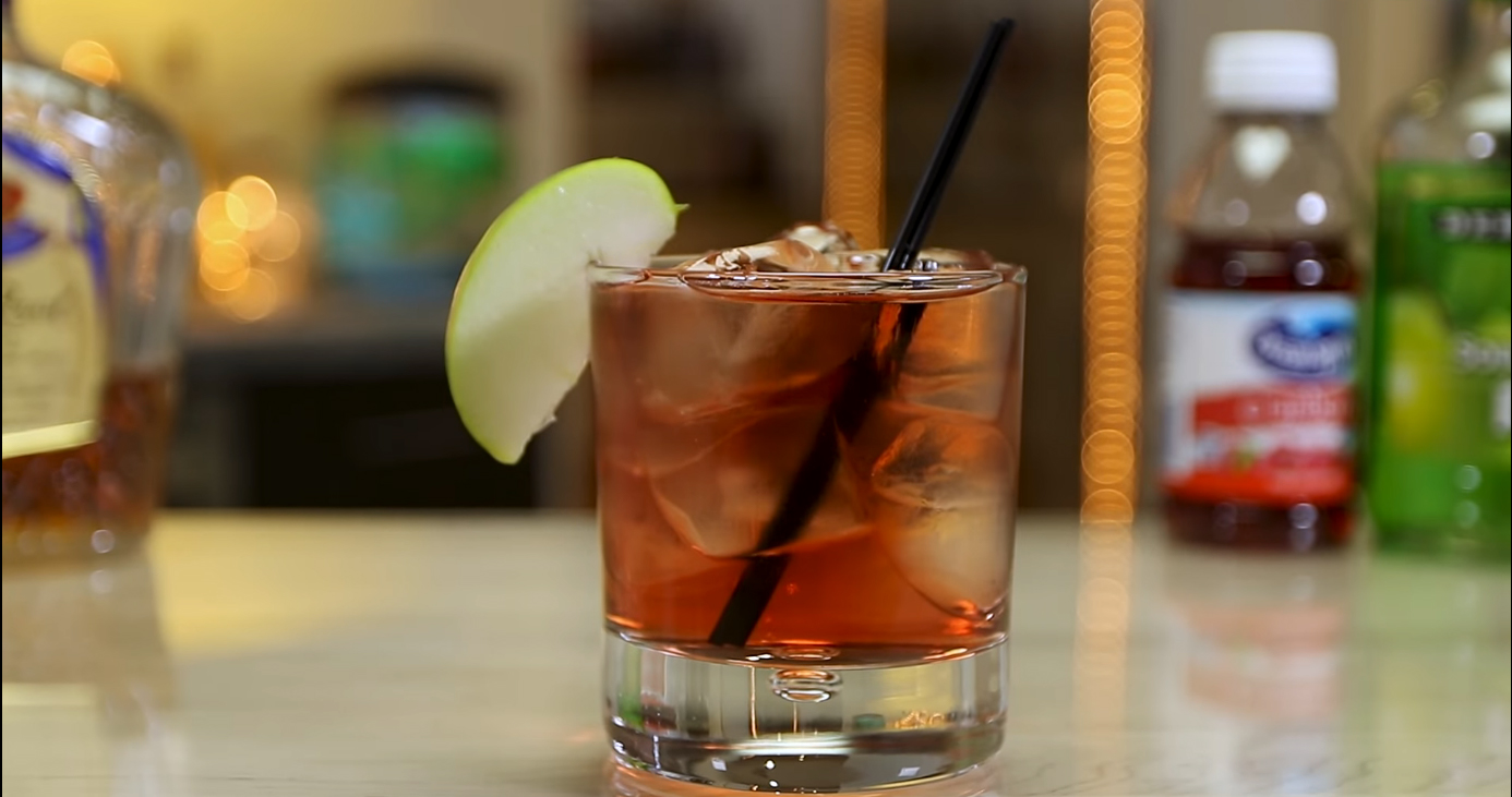 washington apple drink recipe