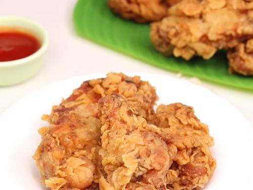 wings recipe (KFC copycat)