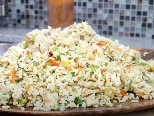 Zesty Turkey and Rice Recipe