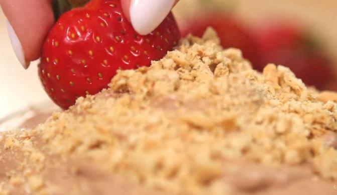 nutella cheesecake dip recipe