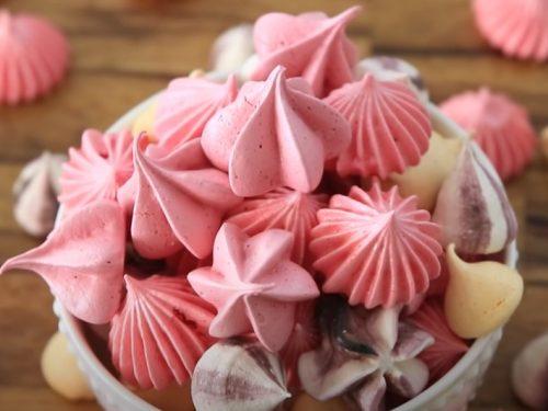 meringues cookies recipe