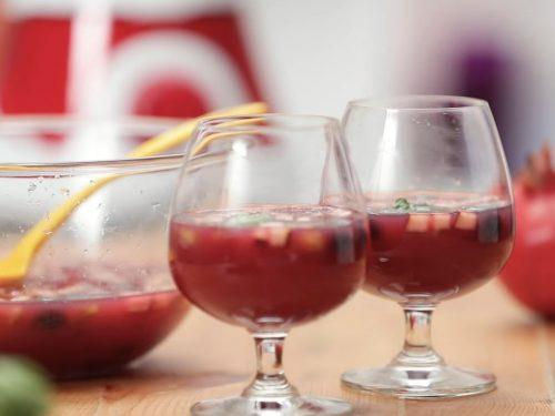 pomegranate sangria recipe