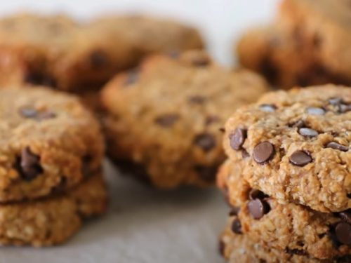 healthy oatmeal cookies recipe