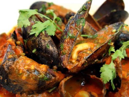 mussel and potato stew recipe