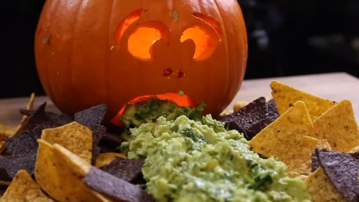pumpkin guacamole recipe