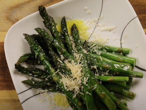boiled asparagus recipe