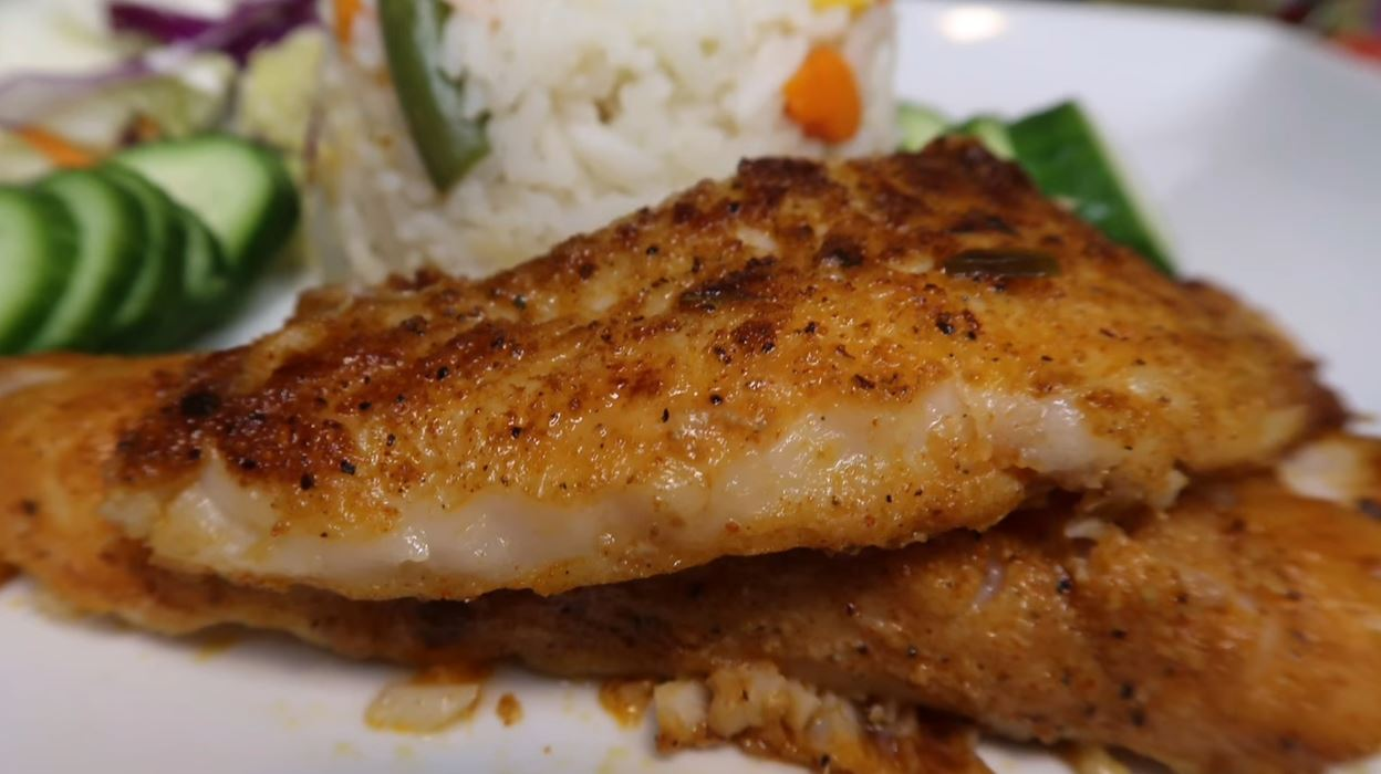 seasoned swai fish fillet recipe