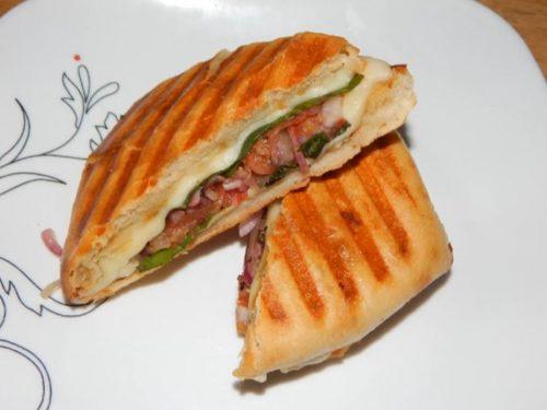 bruschetta panini recipe