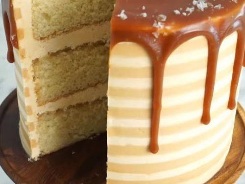 fudgy buttermilk cake recipe