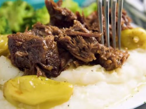 mississippi roast recipe