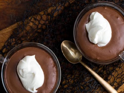 bailey's dark chocolate pudding recipe