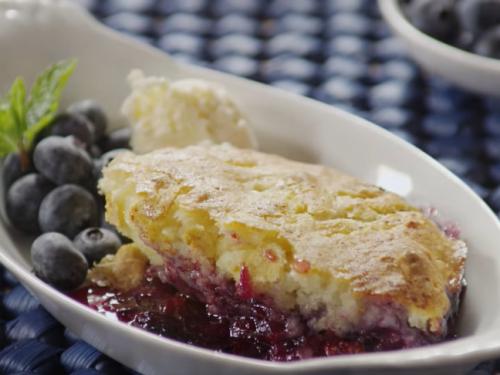blueberry slump recipe
