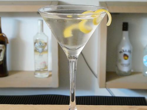 boomerang martini recipe