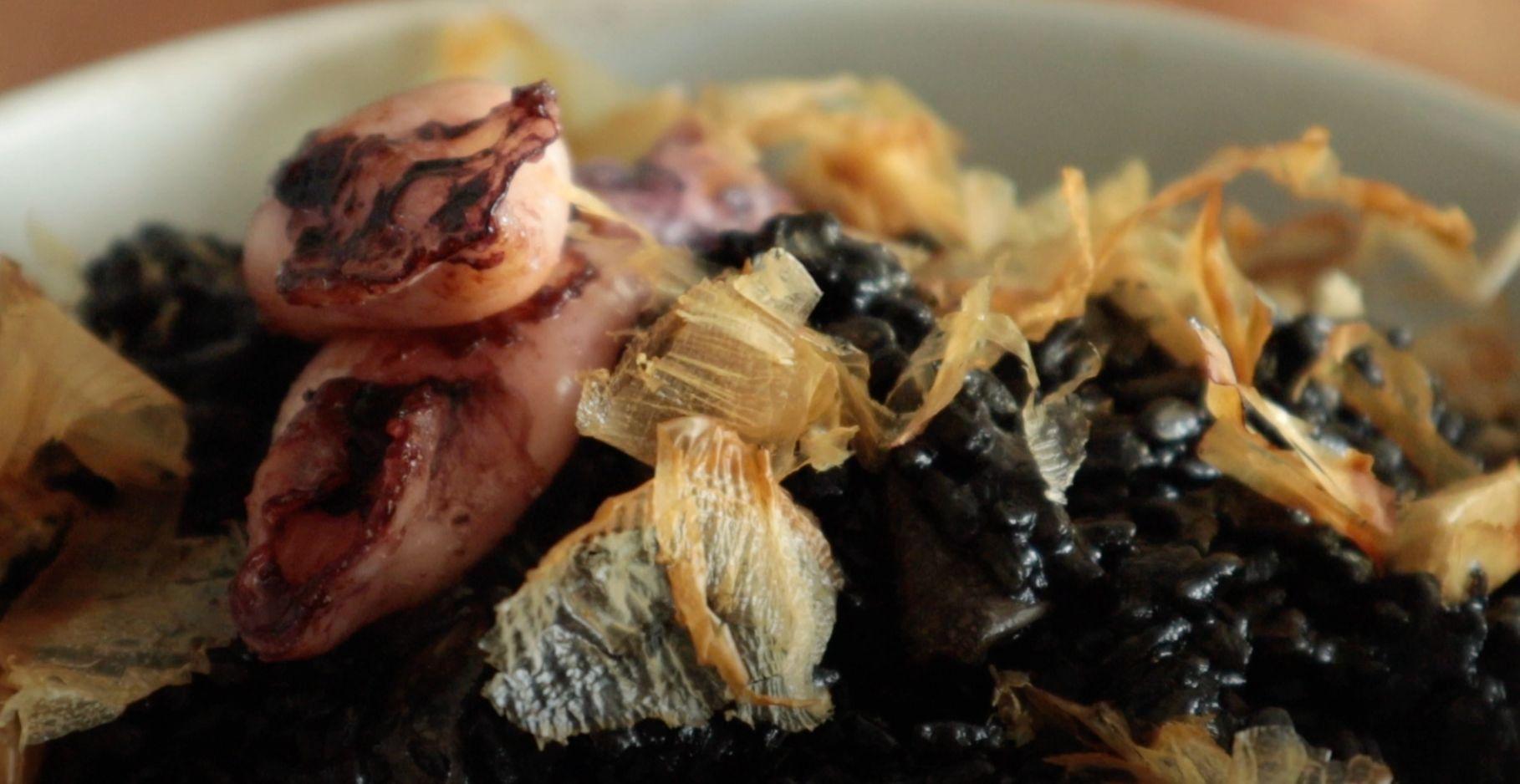 Brazilian Black Rice Recipe