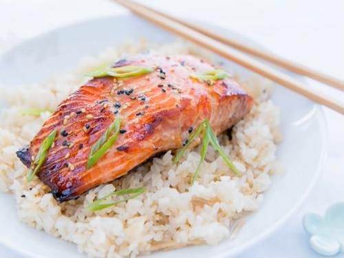 broiled miso salmon recipe