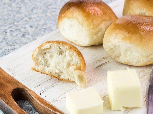 buttery dinner rolls recipe