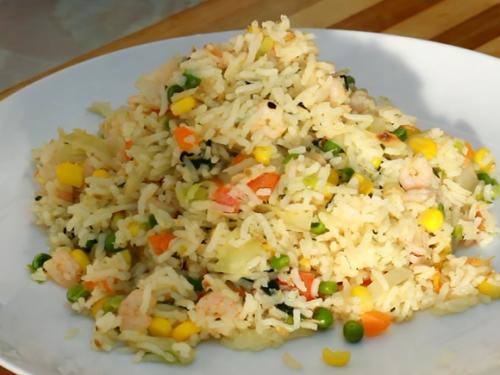 caribbean rice recipe