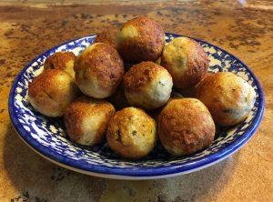 chicken meatballs recipe